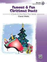 Famous And Fun Christmas Duets 4