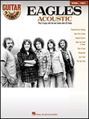 Eagles : Eagles Acoustic Guitar Play-Along 161