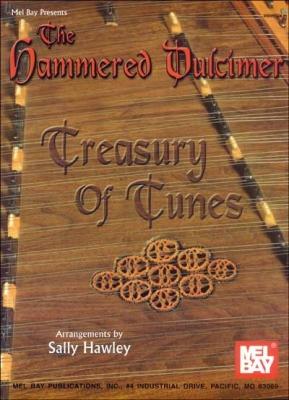 Hawley Sally : The Hammered Dulcimer Treasury of Tunes