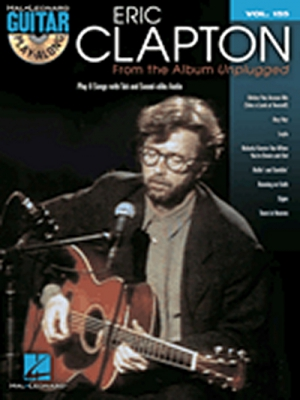 Clapton Eric : Guitar Play-Along Volume 155: Eric Clapton - From The Album Unplugged