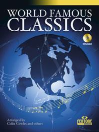 World Famous Classics Pour Flûte A Bec Avec Cd