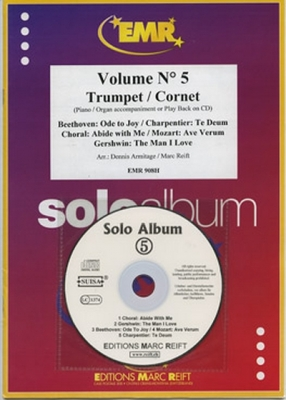 Solo Album Vol. 05 + Cd (5)