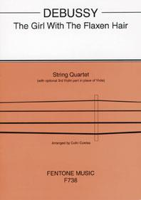 Girl With The Flaxen Hair / Debussy - Quatuor A Cordes