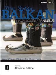 Ralchev Petar : Balkan Accordion