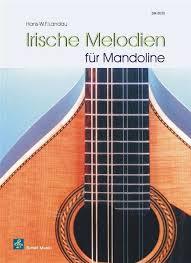 Irische Melodien Für Mandoline - Noten