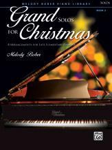 Bober Melody : Grand Solos For Christmas 1 (piano)