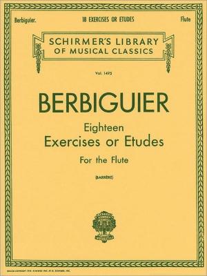 18 Exercises Or Etudes
