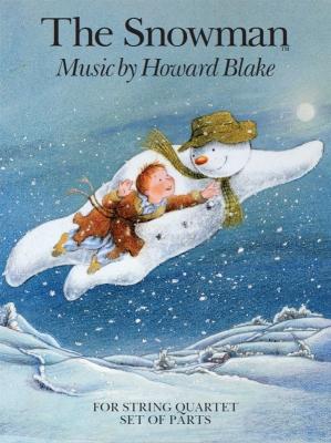The Snowman For String Quartet (Score)