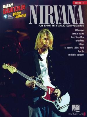 Nirvana : Easy Guitar Play-Along Volume 11: Nirvana (Book/Online Audio)