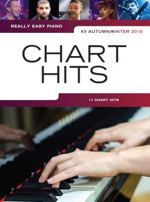 Really Easy Piano: Chart Hits Vol.3