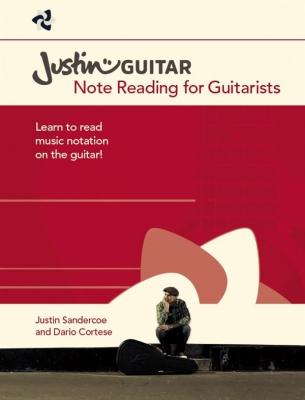 Justinguitar.Com Note Reading