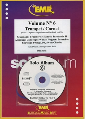 Solo Album Vol. 06 + Cd (5)