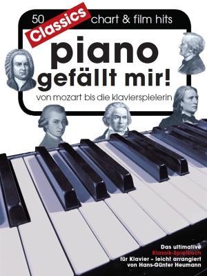 Hans-Günter Heumann: Piano Gefällt Mir! Classics