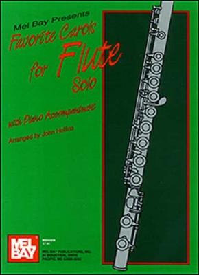 Hollins John : Favorite Carols for Flute Solo