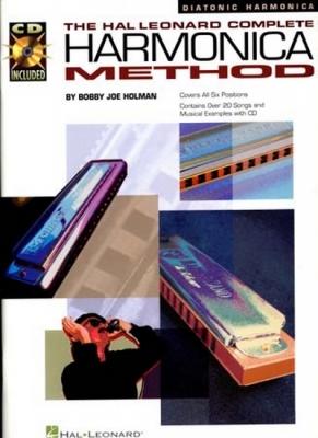 Harmonica Complete Method Diatonic