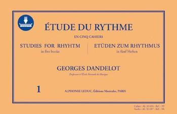 Studies For Rhythm - Book - Audio Download