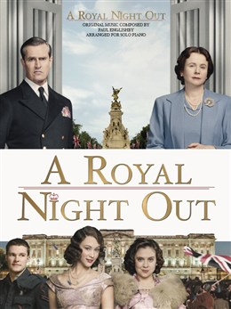 Englishby Paul : A Royal Night Out (Solo Piano)