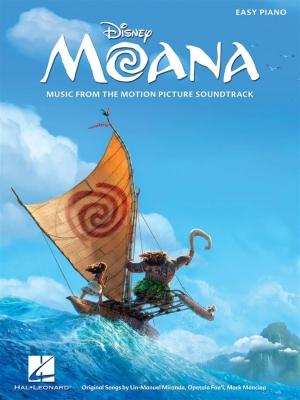 Miranda Lin-Manuel : Vaiana - Moana