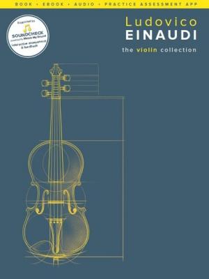 Einaudi Ludovico : The Violin Collection (Book/Online Media)