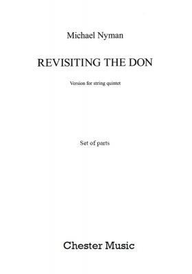 Nyman Michael : Revisiting The Don - String Quintet (Parts)