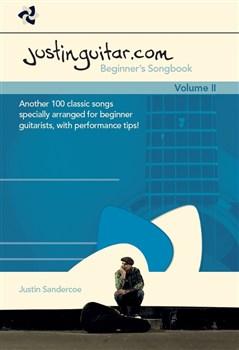 Justinguitar.Com Beginner's Songbook Vol.2