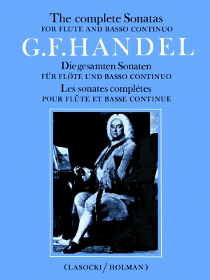 Handel George Frideric : Complete Flute Sonatas