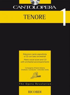 Cantolopera 1 : tenore