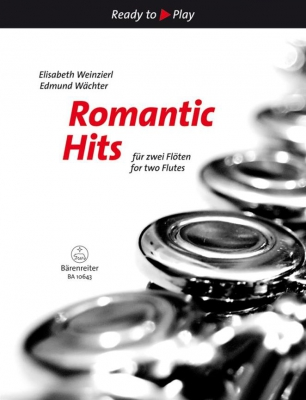 Romantic Hits for Two Flutes