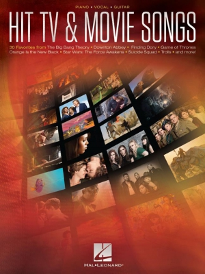 Hit Tv And Movie Songs