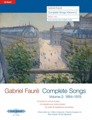 Complete Songs : Vol.2 : 1884-1889