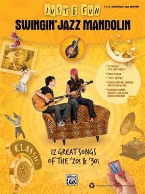 Just For Fun : Swingin' Jazz Mandolin
