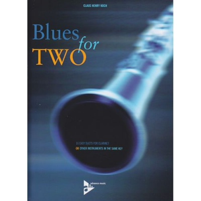 Koch Claus Henry : Blues For Two