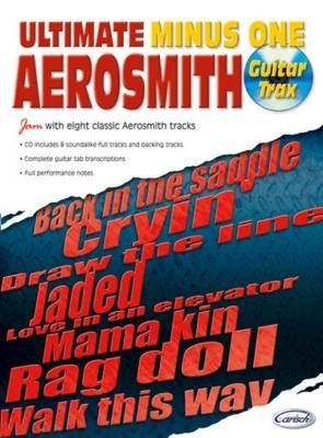 Aerosmith : ULTIMATE MINUS AEROSMITH + CD