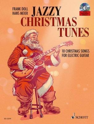 Jazzy Christmas Tunes - 10 Christmas Songs