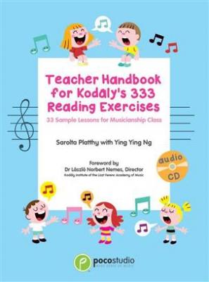 Teacher H - Book For Kodalys 333 Exercises