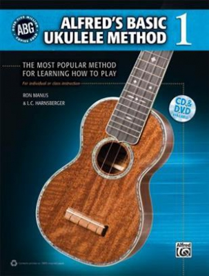 Alfreds Basic Ukulele 1 (with DVD/code)