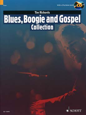 Richards Tim : Blues, Boogie and Gospel Collection