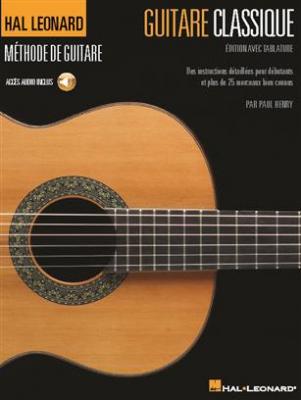 Henry Paul : Guitare classique - Edition avec tablature