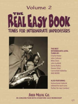 Real Easy Book Vol.2 Bass Clef