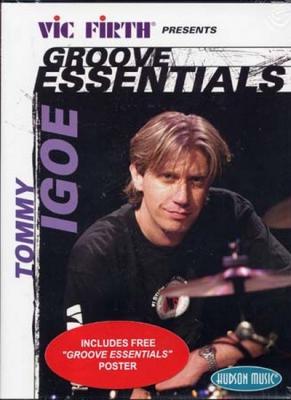 Igoe Tommy : Dvd Igoe Tommy Groove Essential