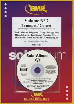 Solo Album Vol. 07 + Cd (5)
