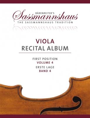 Viola Recital Album, Vol.4
