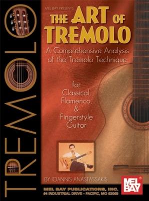 Ioannis Anastassakis : The Art of Tremolo