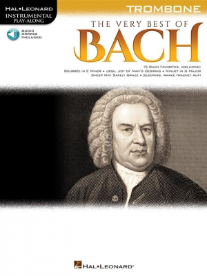 The Very Best Of Bach Instrumental Play-Along