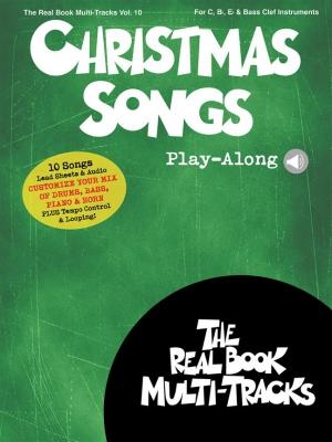 Christmas Songs Play Along Real Book Multi-Tracks Vol.10