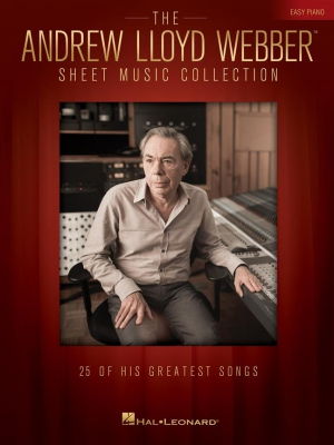 The Andrew Lloyd Webber Sheet Music Collection Easy Piano