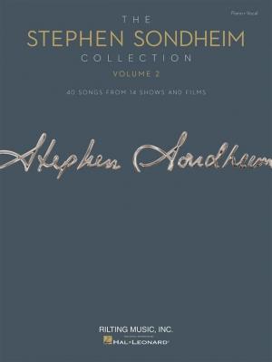 Sondheim Stephen : The Stephen Sondheim Collection - Volume 2
