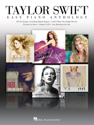 Swift Taylor : Easy Piano Anthology