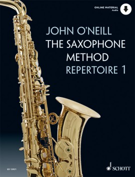 The Saxophone Method - Repertoire Book 1