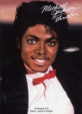Jackson Michael Thriller Pvg